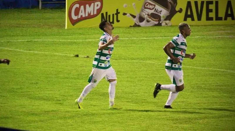 Altos venceu Manaus na bacia das almas
