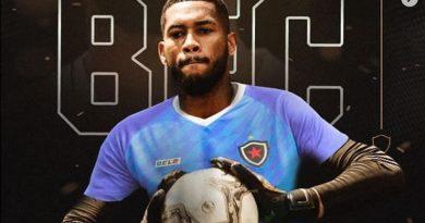 Goleiro Lucas reforça o Botafogo PB na Série C
