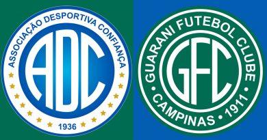 Saiba onde assistir Confiança x Guarani será o duelo que abrirá nesta sexta-feira (16), a 12ª rodada do Campeonato Brasileiro da Série B. ao vivo