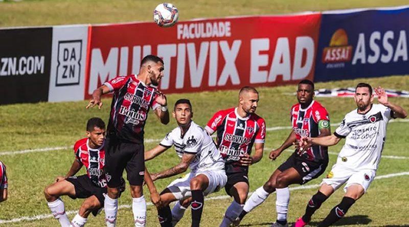 Ferroviário e Botafogo não saíram do 0 a 0
