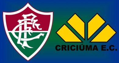 Saiba onde assistir Fluminense x Criciúma ao vivo