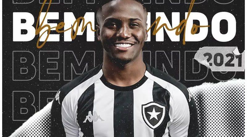 Lateral está de volta ao Botafogo