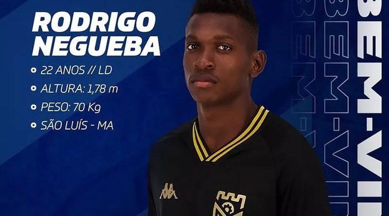 Negueba é mais um reforço do Grêmio Prudente