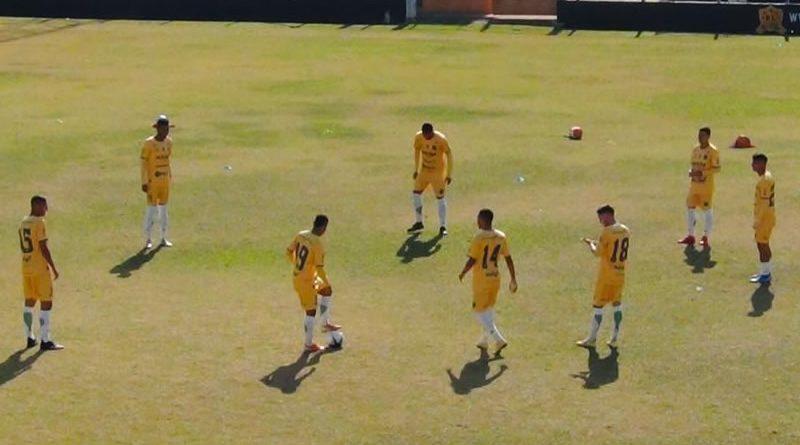 XV de Jaú segue se preparando para a Segunda Divisão | Crédito da Imagem: Rinaldo Andrade Gabriel