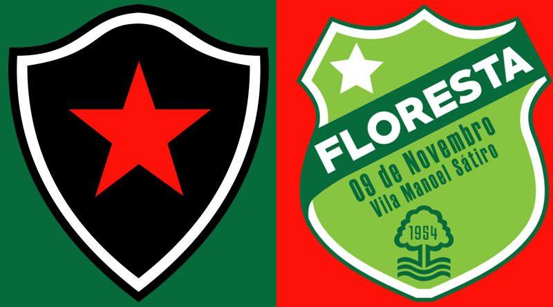 Saiba onde assistir Botafogo PB e Floresta ao vivo