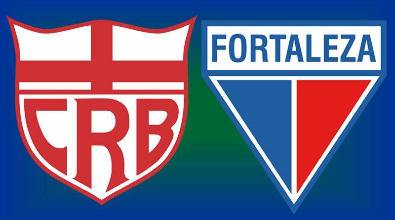 Onde assistir CRB x Fortaleza