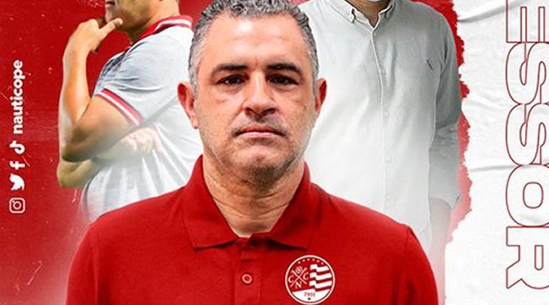 Marcelo Chamusca é o novo técnico do Náutico