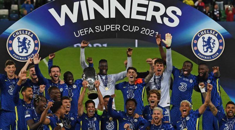 Chelsea faturou seu segundo título