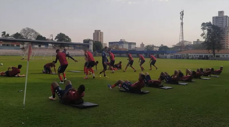 Grêmio Prudente busca primeira vitória na Bezinha