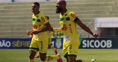 Zagueiro Luizão garantiu a vitória do Mirassol