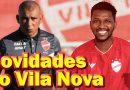 Vila Nova apresentou novidades nessa quinta