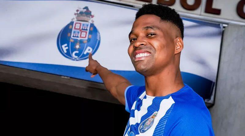 Jogador assinou com o Porto até 2025