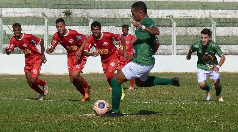 Tanabi venceu com gol de pênalti