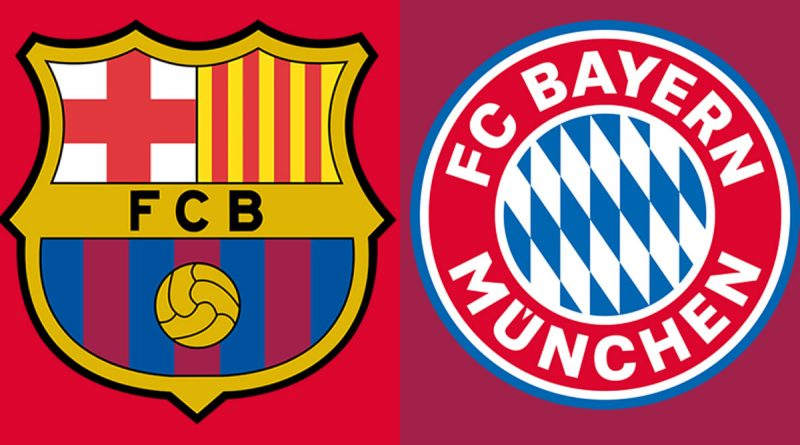 Saiba onde assistir Barcelona x Bayern de Munique ao vivo
