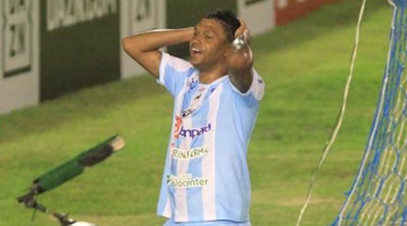 Jogador fez apenas quatro jogos pelo Paysandu