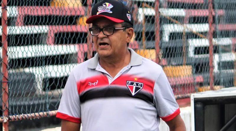 Francisco Diá pediu demissão do Ferroviário