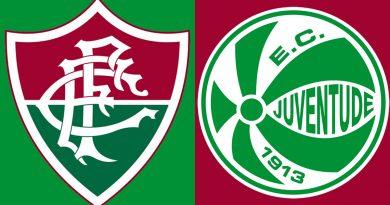 Saiba onde assistir Fluminense x Juventude ao vivo
