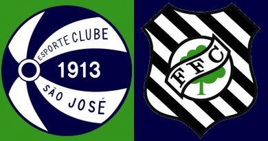 Saiba onde assistir São José x Figueirense