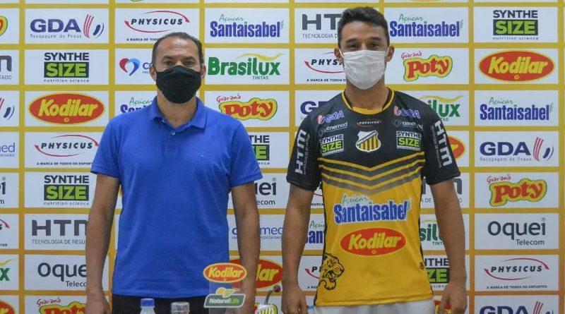 Grêmio Novorizontino segue se reforçando